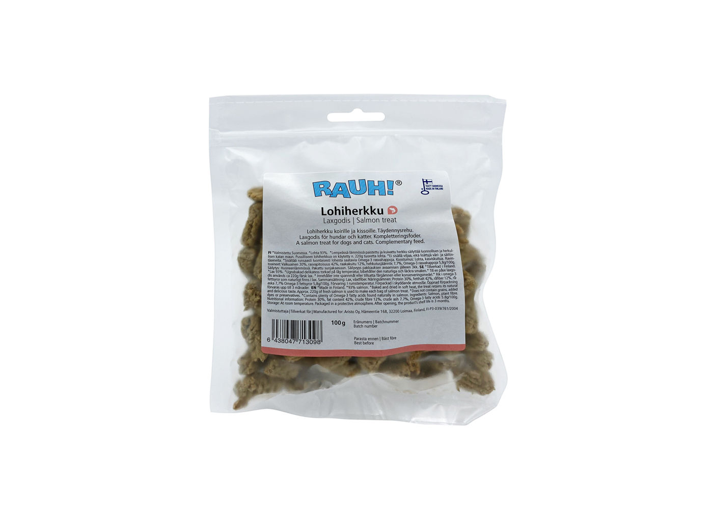 RAUH Laxgodis 100 g